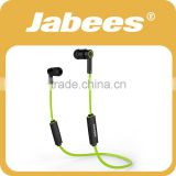 Bluetooth Sports Headset Stereo Music Earphone Sweatproof Sport Headphones for Smart Phone