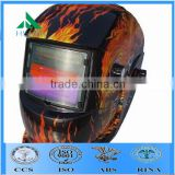 custom auto darkening hard hat safety welding helmet decals