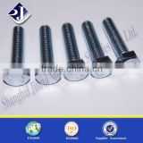 online shopping carbon steel electric galvanized hex bolt                                                                                                         Supplier's Choice