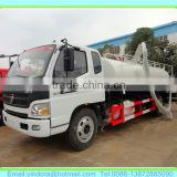 Foton 10000 litres liquid waste disposal truck, waste collection truck, waste collector truck