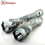 GOREAD Y18 rechargeable 10W XML T6 LED Super Bright Flashlight Torch