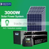 3000W Portable Solar renewable energy products