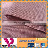 High Strength Burgundy Color Polyester Upholstery Fabric