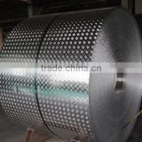 Good price five bar/ribs aluminum tread plate /aluminum checker sheet for bus