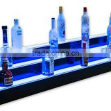 Wholesale China Factory Export Plexiglass Wine Display Stand,Custom Table Counter Wine Bottle Display