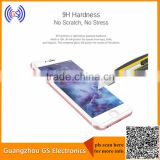 9h 0.26mm mercury tempered glass retail packaging for sony m4 aqua, for sony glass screen protector