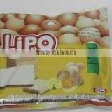 Hot Sale LIPO 230G/Bag Butter Cream Milk Egg Rusk Bread for breakfast with HALAL, ISO, HACCP Certification