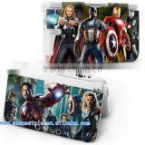Hard Housing Cases for Nintendo 3DS XL for dsi xl for 3DS for 2DS with American Heroes Design