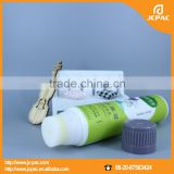 special cosmetic plastic squeeze tubes with sponge applicator