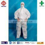 Manufacture disposable working coverall, kids coverall