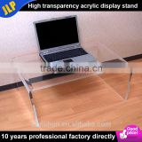 clear acrylic TV stand or clear acrylic computer desk                                                                         Quality Choice
