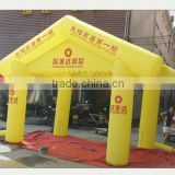 Factory supply trade show advertising tent inflatable tent price customized market tents