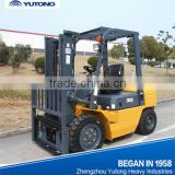 China 3 Ton Electric Drive Fork Lift Truck