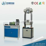 WEW-600B Microcomputer Screen Display Hydraulic Universal Material Testing Machine For Metal Test