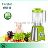 Stainless steel multifunction food processor , 3 in blender