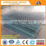 Construction Wire Mesh Application and Plastic Coated Iron Wire,Low-Carbon Iron Wire Material gabion box