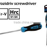FIXTEC high quality china hand tool as seen on tv pozidriv screwdriver 100mm 125mm 150mm