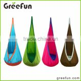 Good Quality Cotton Round Hammock New Indoor and Outdoor Swing Egg Chair Cute Garden Swing