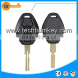 key with 4 track blade and logo without words on the back universal key for bmw E38 E39 E46