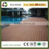 2016 composite decking in canada/ wood plastic composite deck board / WPC outdoor decking