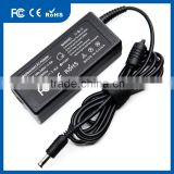 High qulity laptop power supply universal ac dc adapter 19v 3.16a notebook charger for Samsung OEM ODM