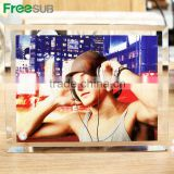 Freesub BL-05 L230*H180*W10mm sublimation pictures printed on glass