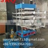 Rubber Tile Making Machine/rubber Floor Brick Making Machine/vulcanizing Machine For Sale