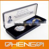 Hotsale Customized Made-in-China Medal Coin Antique Personlized Gift Packaging Box(ZDJ13-P009)