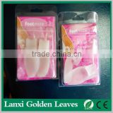 TPE gel toe orthotic separator insole use for bunion and hallux valgus foot care products