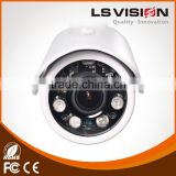 LS VISION Low price 3 megapixel ip camera, rtso h.264 ip bullet cctb camera with audio security surveillance system