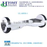 1h-2h Charging Time and 24v Voltage two wheels self balancing electric scooter hoverboard with samsung battery
