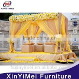 Luxury home furniture wedding backdrop for event decoration