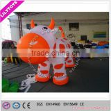 Inflatable Cow Costume Cartoon Costume For Promotion