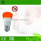 General use led bulb , one of insect-repelling lamp , other of 16 color changing bulb