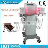 Dual Wavelength 650nm 940nm Lipo Laser Equipment for Beauty Salons hot in America and Euro