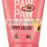 Nature's Care Paw Paw Baby Nappy Cream 100g moisturizers and emollients, prevent nappy rash - natural oils