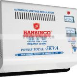 5KVA Automatic Voltage Regulator/Voltage Stabilizer for Home