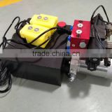 12 Volt DC Hydraulic Power Unit - Lift-Hold-Lower Applications