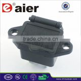 AS-05C socket with rubber cover electric switch socket machine