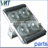 AL1240 LED LAMP PART 130w aluminium die cast floodlight shell led lamp empty housing no driver box