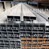 Price per kg for extrusion 6060-T5 Aluminium hollow tubular section