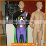 Latest Fiberglass Male Ghost Mannequin