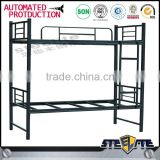 School dormitory cheap used furniture metal bed frames