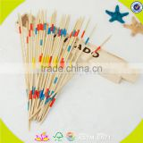 Wholesale kids wooden mikado sticks funny children wooden mikado sticks W01B014