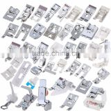 Sewing Supplies accessories Tools, Domestic Sewing Machine Foot Presser Feet Set (42 Pcs Set)