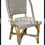 Outdoor Plastic cane chair