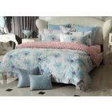 Bright Floral 100% Tencel Eco-friendly Lyocell Bedding Sets King