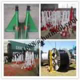 Made Of Cast Iron,Ground-Cable Laying,Cable drum trestles,Cable Drum Jacks