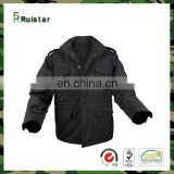 Military M65 Jacket with Fleece Liner