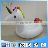 NEW Custom Giant Inflatable Unicorn Swimming Pool Floating Water Mat